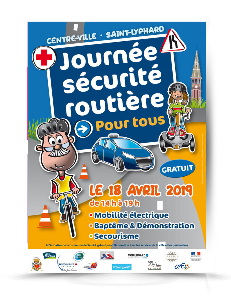 journee routiere affiche