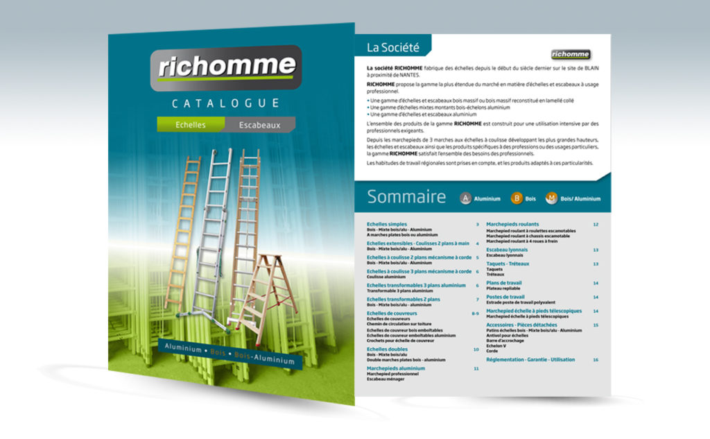Richomme catalogue