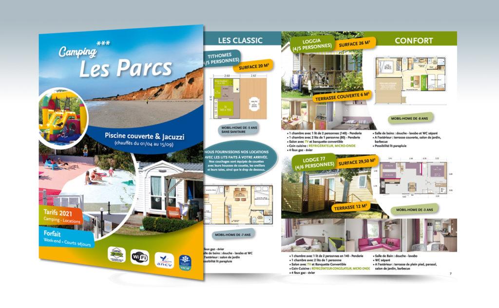Les Parcs Brochure