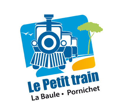 Logo train La Baule