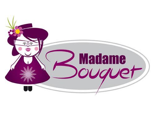 Logo Mme Bouquet