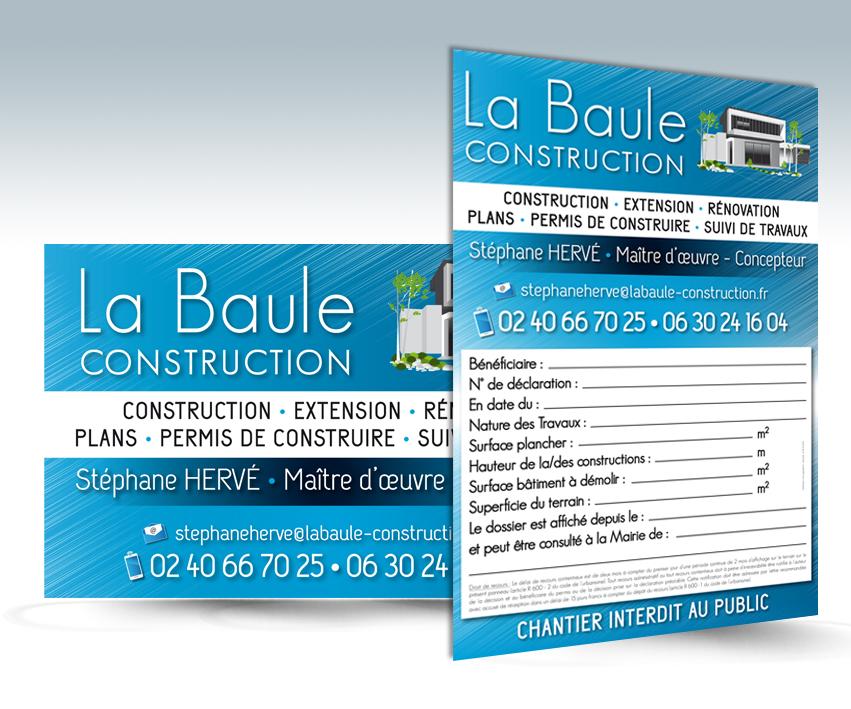 LBC Panneau permis construire