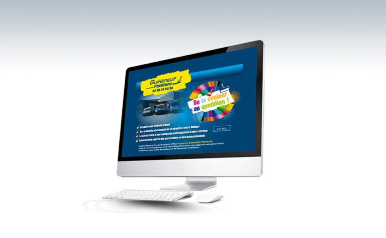 web design guiheneuf