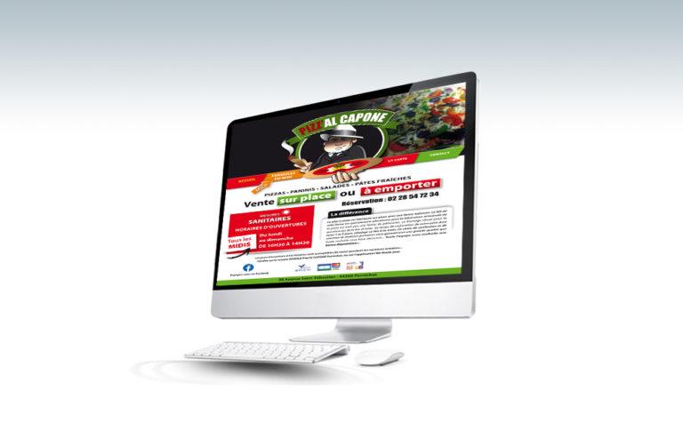 web design pizza