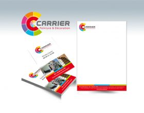 Carrier peinture